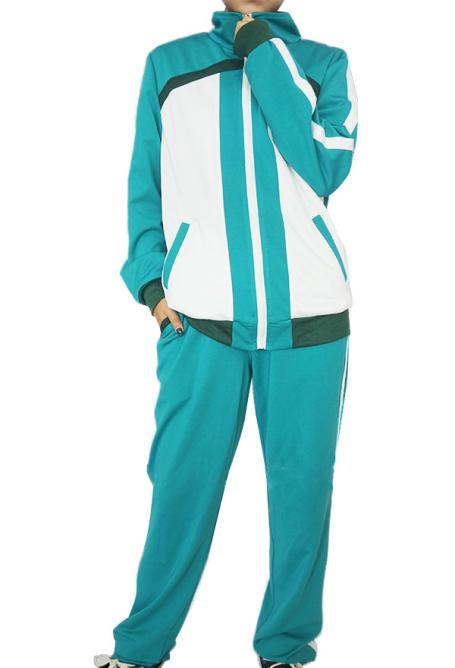 Free Us Economy Shipping My Hero Academia Midoriya Izuku Katsuki Bakugo Shoto Todoroki Original Sportswear Set Cosplay Costume