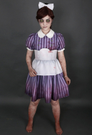 BioShock Little Sister Cosplay Costume Dress