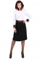 [Free US Economy Shipping] BioShock Infinite: Burial at Sea Elizabeth Cosplay Costume