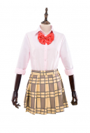 Citrus Aihara Yuzu School Uniform Cosplay Costume