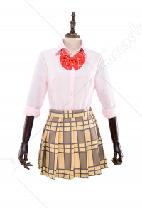 Citrus Aihara Yuzu School Uniform Cosplay Costume