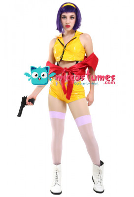 Cowboy Bebop Faye Valentine Cosplay Costume