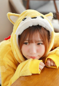 Unisexe Doge Cosplay Animal Chien Shiba Inu Sweat À Capuche Pull Cosplay Costume