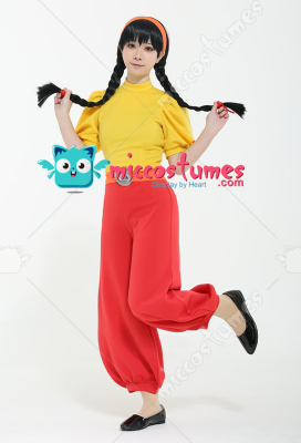 Laputa Castle in the Sky Princess Sheeta Cosplay Costume