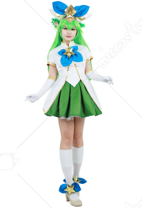 League Of Legends Lulu Cosplay Costume
