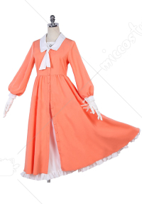 Cardcaptor Sakura Tomoyo Daidouji Maid Dress Costume Cosplay