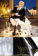 Cardcaptor Sakura Black Angel Sakura Kinomoto Cosplay Lolita Dress Cosplay Costume