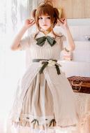 Cardcaptor Sakura Sakura Short Sleeve Lolita Dress Cosplay Costume