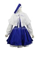 Cardcaptor Sakura Daidouji Tomoyo Singer Cosplay Dress