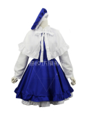 Cardcaptor Sakura Daidouji Tomoyo Singer Cosplay Dress