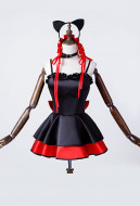 Date A Live Tokisaki Kurumi Cat Cosplay Garage Kits Edition Cosplay Costume