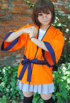 Dragon Ball Goku Cosplay Kimono Parent-child Cosplay Haori
