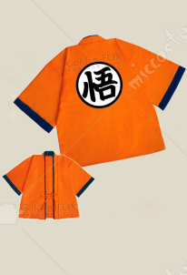 Dragon Ball Goku Cosplay Kimono Parent-child Cosplay Haori