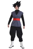Dragon Ball Son Goku Black Cosplay Costume