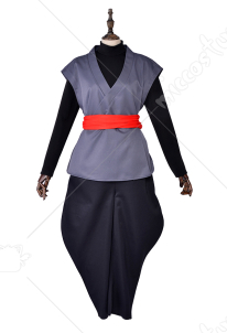 Dragon Ball Son Goku Black Cosplay Costume