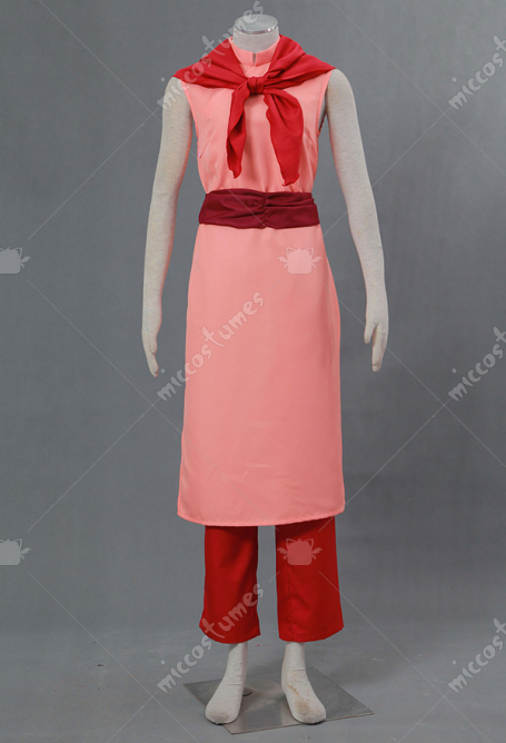 Dragon Ball Chi Chi Married Cosplay Costume