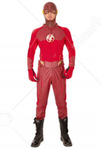 Barry Allen Cosplay Costume Inspired by The Flash TV