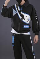 Detective Conan Fashion Hattori Heiji  Cosplay Costume
