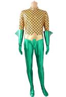 Aquaman Cosplay Suit Costume
