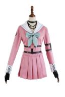 Danganronpa V3: Killing Harmony Iruma Miu School Uniform Full Set Cosplay Costume