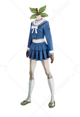 Danganronpa V3 Killing Harmony Chabashira Tenko School Uniform Cosplay Costume N