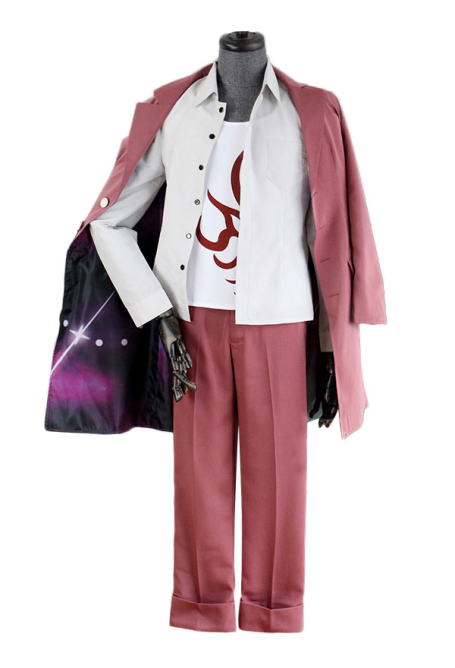 Danganronpa V3 Killing Harmony Kaito Momota Ultimate Astronaut Uniform Outfit Cosplay Costume