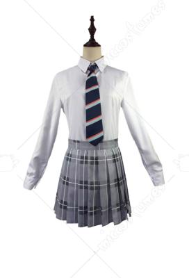 DARLING in the FRANXX 015 Ichigo Cosplay Uniform Costume