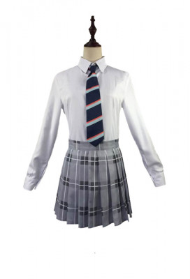 DARLING in the FRANXX 015 Ichigo Cosplay Uniform Costume
