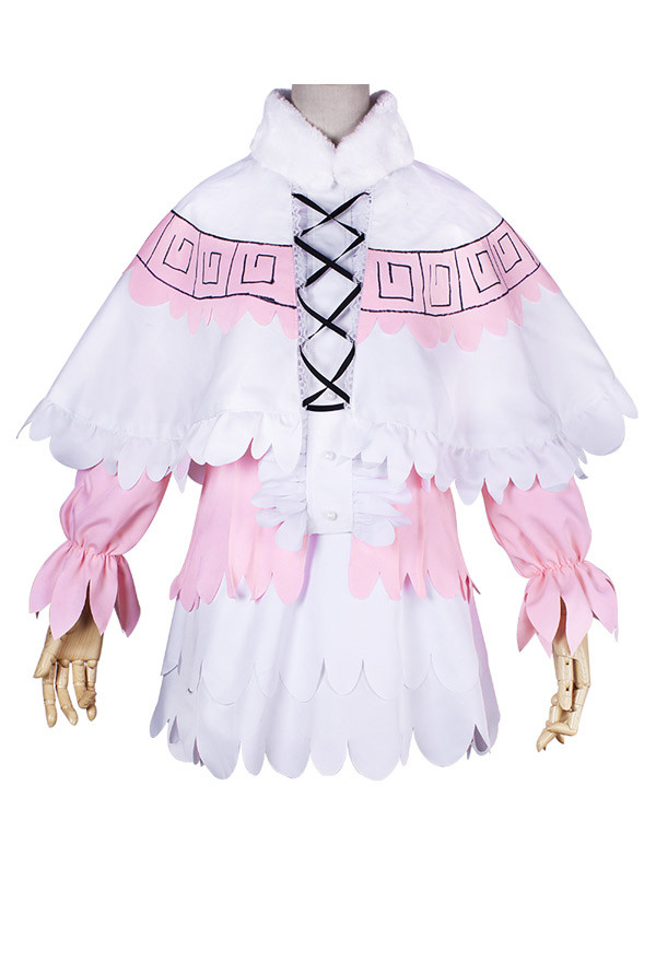 Miss Kobayashis Dragon Maid  Kanna Kamui Maid Uniform Cosplay Kostüm