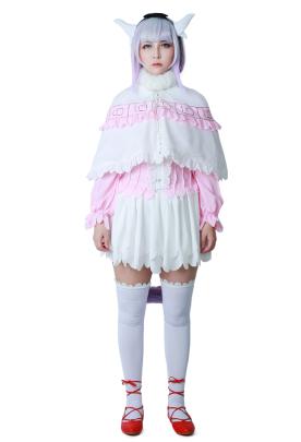 Miss Kobayashi's Dragon Maid Kanna Kamui Cosplay Costume