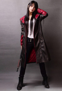 Devil May Cry 5 Dante Cosplay Coat
