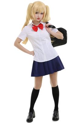 Dumbbell Nan Kilo Moteru How Heavy Are the Dumbbells You Lift Sakura Hibiki Soryuin Akemi School Uniform Cosplay Costume for Women