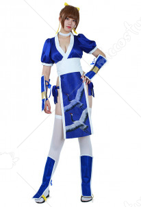 Dead or Alive Kasumi Cosplay Costume