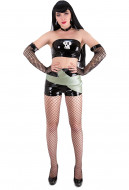 Danny Phantom Samantha Sam Manson Cosplay Costume