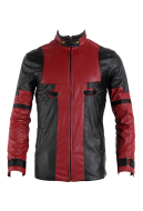 Superhero Cosplay Jacket Costume Inspired by Deadpool Movie Make to Order
