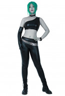 Danny Phantom Ember McLain Cosplay Costume