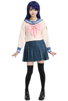 Danganronpa Maizono Sayaka Cosplay Costume School Uniform