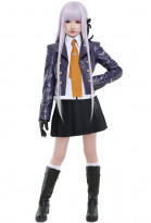 Dangan Ronpa Kyoko Kirigiri Cosplay Costume School Uniform Set
