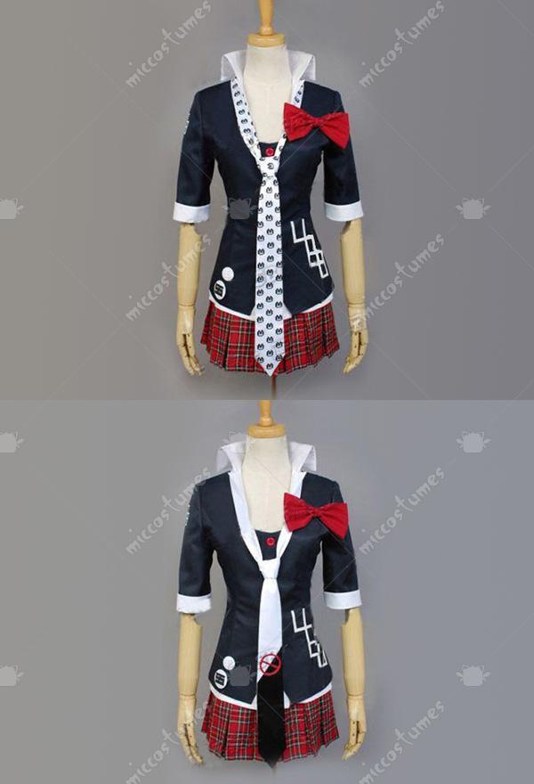 Junko Enoshima Cosplay Costume - Danganronpa Cosplay ...