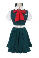 Danganronpa 2 Sonia Nevermind Cosplay Costume School Uniform Dress
