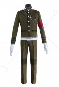 Danganronpa V3: Killing Harmony Shinguuji Korekiyo School Outfits Cosplay Full Set Uniform Cosplay Costume