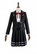 Danganronpa V3: Killing Harmony Shirogane Tsumugi School Outfits Cosplay Full Set Uniform Cosplay Costume