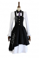 New Danganronpa V3 Kirumi Tojo School Uniform Dress Cosplay Costume