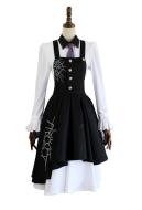 New Danganronpa V3 Kirumi Tojo School Uniform Dress Cosplay Costume