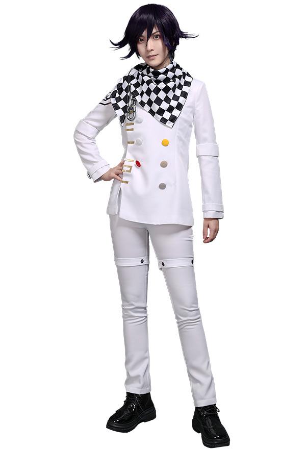 Danganronpa V3 Kokichi Oma Schuluniform Cosplay Kostüm