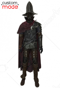 Deluxe Handmade Dark Souls 3 Farron Cosplay Costume Including Gloves and Shoes