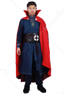 Marvel Doctor Strange Cosplay Costume