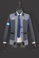 Detroit: Become Human Connor RK800 Agent Suit Uniform Cosplay Costume Coat Full Set