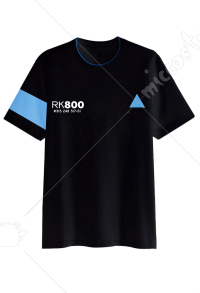 Detroit: Become Human Connor and Kara T-shirt with Two Colors