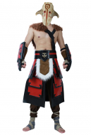 Dota2 Yurnero the Juggernaut Cosplay Costume